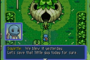 Pokémon Mystery Dungeon: Red Rescue Team Screenshot