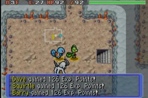 Pokémon Mystery Dungeon: Red Rescue Team Screenshot