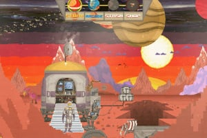 Planet Diver Screenshot