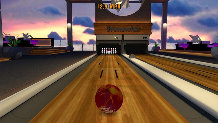 Brunswick Pro Bowling Review - Screenshot 2 of 5