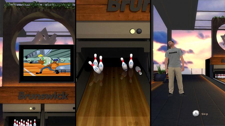Brunswick Pro Bowling Review - Screenshot 4 of 5