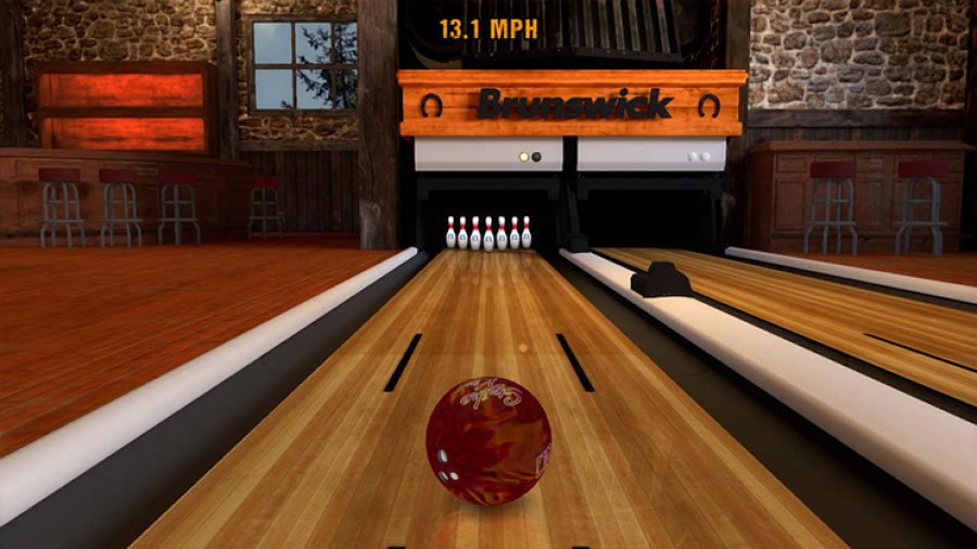 Brunswick Pro Bowling Review - Screenshot 1 of 5