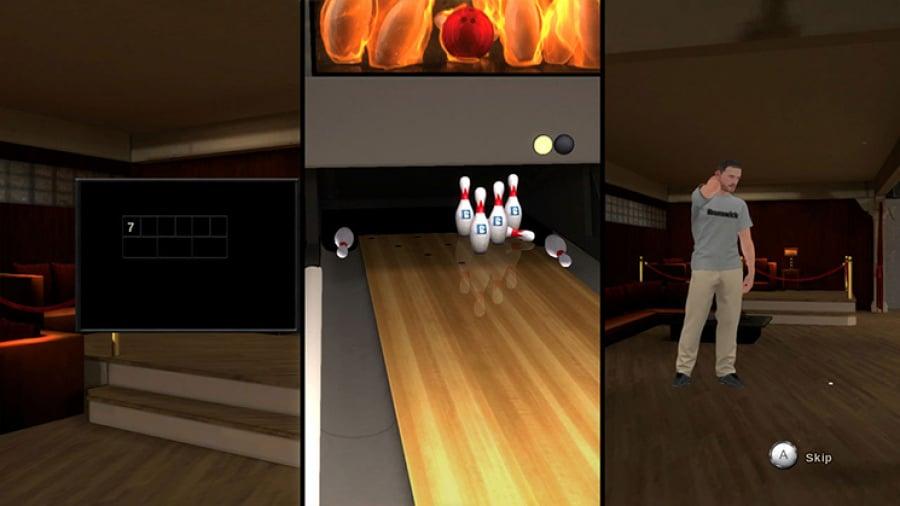 Brunswick Pro Bowling Review - Screenshot 1 of 4