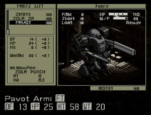 Front Mission Review - Screenshot 4 of 4