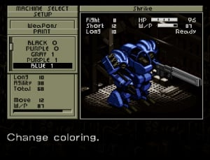 Front Mission Review - Screenshot 3 of 4