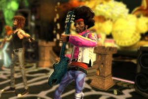 Guitar Hero III: Legends of Rock Screenshot