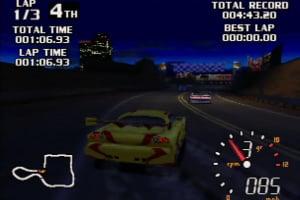 World Driver Championship Screenshot