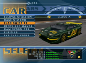 World Driver Championship Review - Screenshot 1 of 4