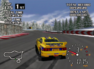 World Driver Championship Review - Screenshot 2 of 4