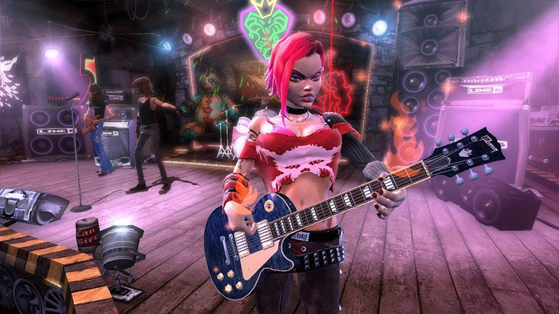 guitar hero iii legends of rock wii game profile news reviews videos screenshots. Black Bedroom Furniture Sets. Home Design Ideas