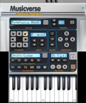 Musicverse: Electronic Keyboard Review - Screenshot 2 of 4