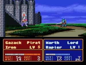 Fire Emblem: Mystery Of The Emblem Review - Screenshot 4 of 4