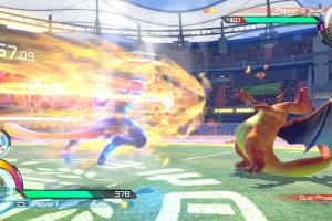 Pokkén Tournament Screenshot
