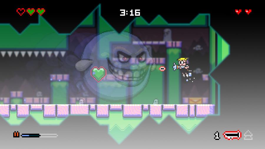 Mutant Mudds Super Challenge Review - Screenshot 1 of 4