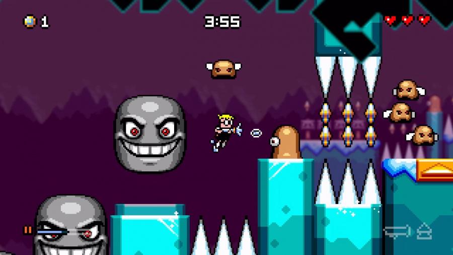 Mutant Mudds Super Challenge Review - Screenshot 4 of 4