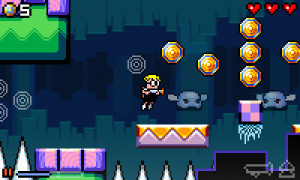 Mutant Mudds Super Challenge Review - Screenshot 2 of 2