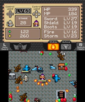 Witch & Hero 2 Review - Screenshot 1 of 5