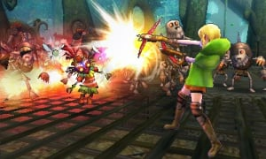 Hyrule Warriors Legends Review - Screenshot 1 of 7