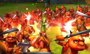 Hyrule Warriors Legends Review - Screenshot 6 of 7