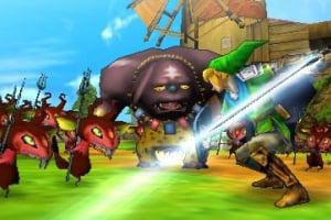 Hyrule Warriors Legends Screenshot