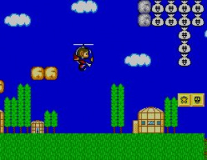 Alex Kidd in Miracle World Review - Screenshot 3 of 3