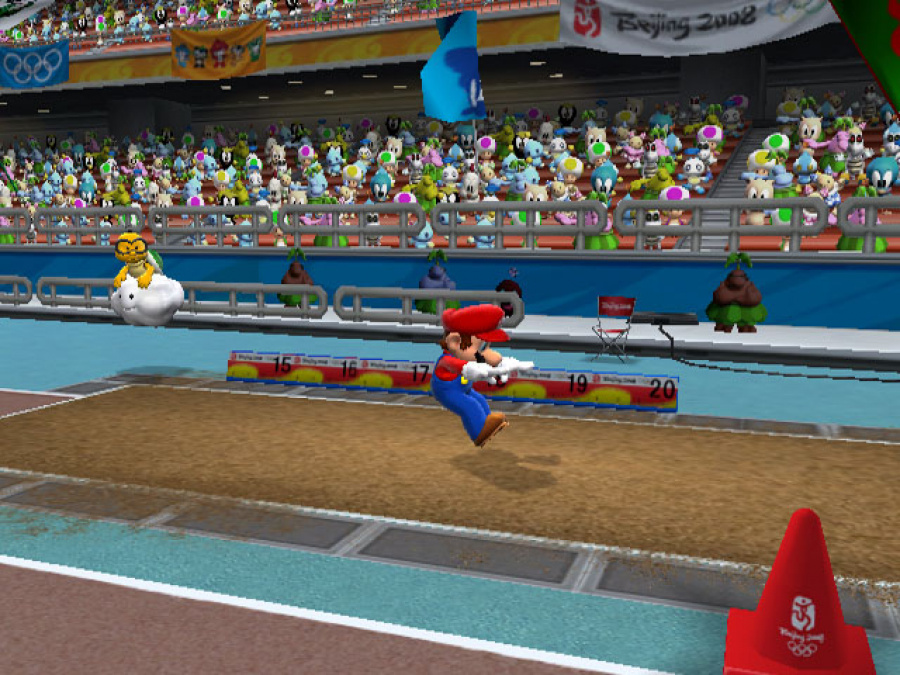 Mario & Sonic at the Olympic Games Review - Screenshot 5 of 5