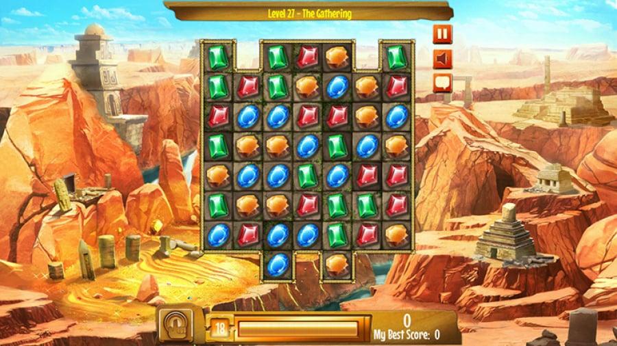 Jewel Quest Review - Screenshot 1 of 3