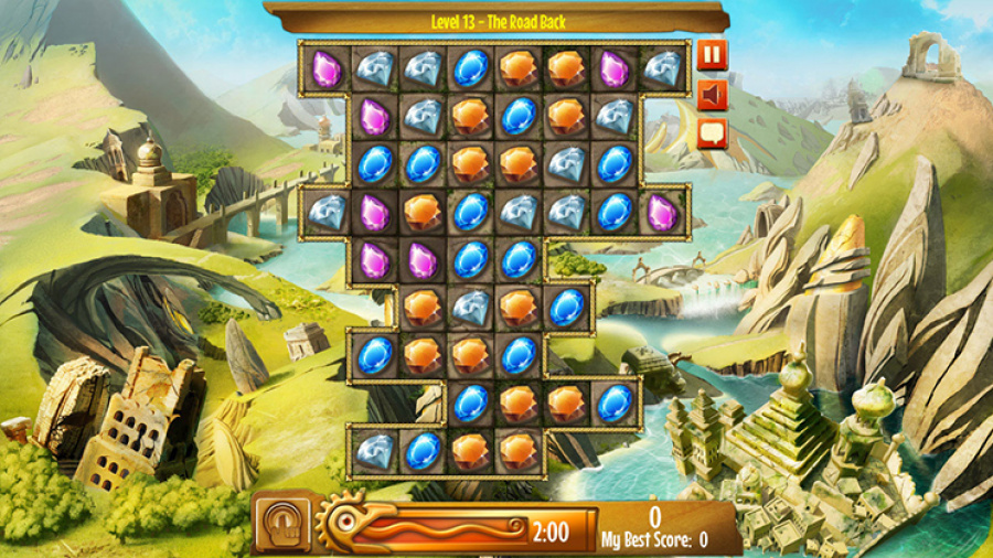 Jewel Quest Review - Screenshot 2 of 3