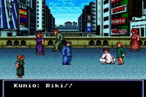 Shodai Nekketsu Kōha Kunio-kun Screenshot