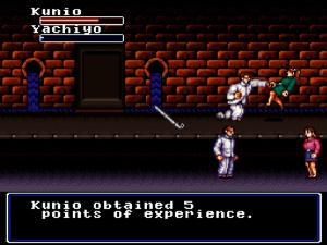 Shodai Nekketsu Kōha Kunio-kun Review - Screenshot 2 of 3