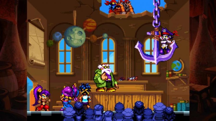 Shantae: Risky's Revenge - Director's Cut Review - Screenshot 3 of 5