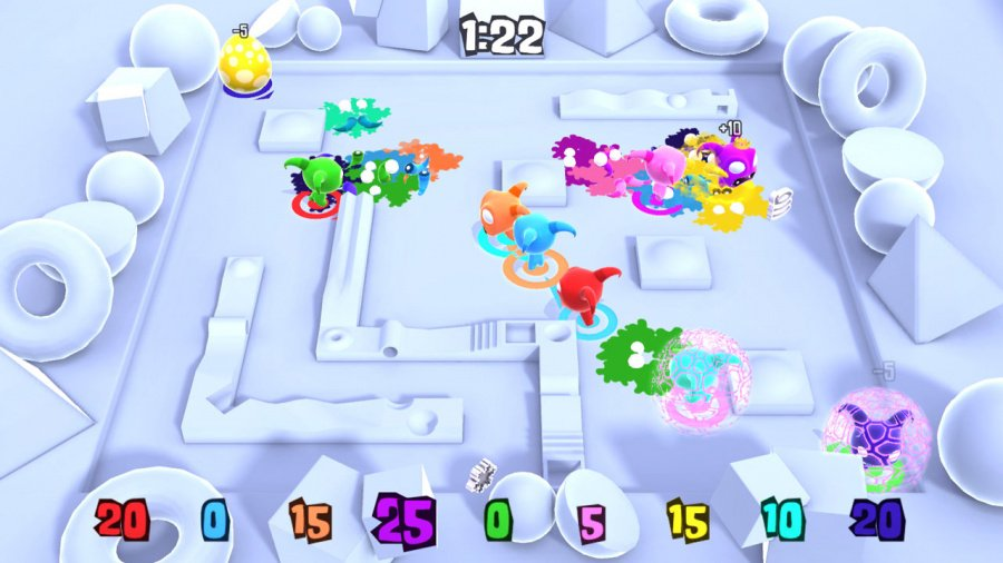 Chompy Chomp Chomp Party Review - Screenshot 1 of 4