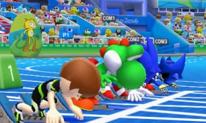 Mario & Sonic at the Rio 2016 Olympic Games Review - Screenshot 4 of 6