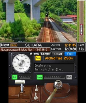 Japanese Rail Sim 3D Journey in suburbs #1 Vol.2 Review - Screenshot 3 of 3