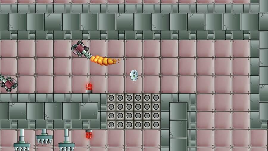 SUPER ROBO MOUSE Screenshot