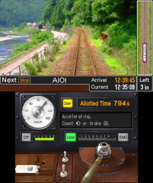 Japanese Rail Sim 3D Journey in suburbs #1 Vol.3 Review - Screenshot 1 of 3