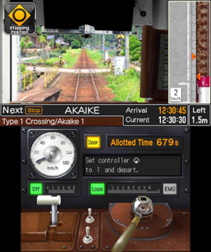 Japanese Rail Sim 3D Journey in suburbs #1 Vol.3 Review - Screenshot 2 of 3
