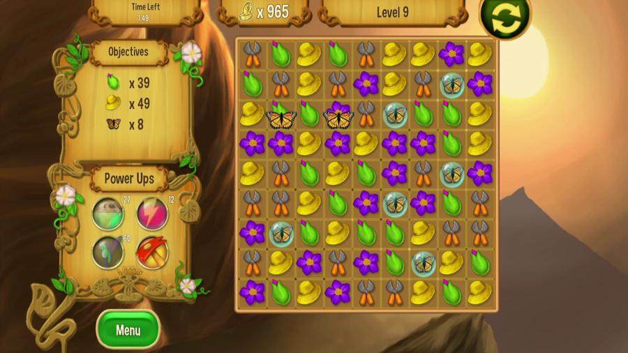 Queen's Garden Review - Screenshot 1 of 3