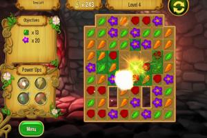 Queen's Garden Screenshot