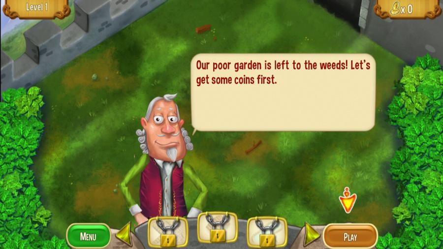 Queen's Garden Review - Screenshot 3 of 3