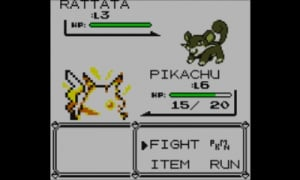 Pokémon Yellow Version: Special Pikachu Edition Review - Screenshot 4 of 4