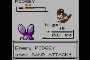 Pokémon Yellow Version: Special Pikachu Edition Screenshot