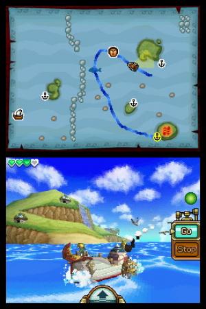 The Legend of Zelda: Phantom Hourglass Review - Screenshot 2 of 3