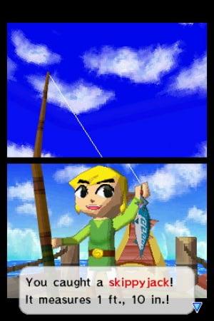 The Legend of Zelda: Phantom Hourglass Review - Screenshot 3 of 4