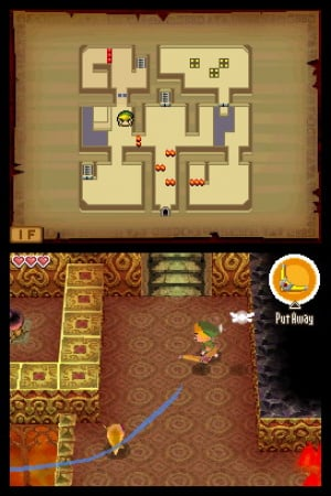 The Legend of Zelda: Phantom Hourglass Review - Screenshot 1 of 3