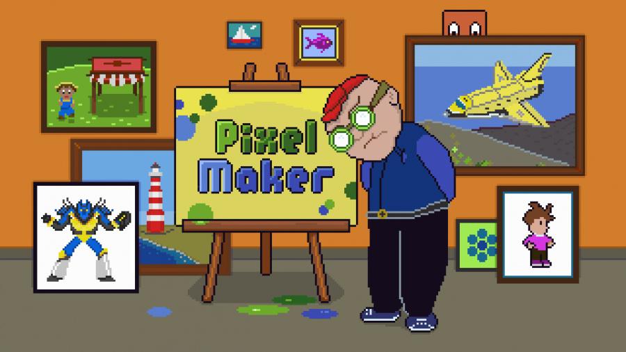 PixelMaker Review - Screenshot 2 of 2