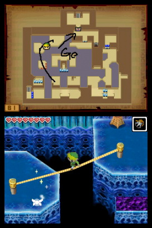 The Legend of Zelda: Phantom Hourglass Review - Screenshot 3 of 3
