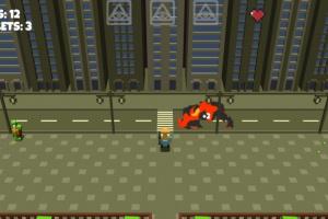 REPTILIAN REBELLION Screenshot
