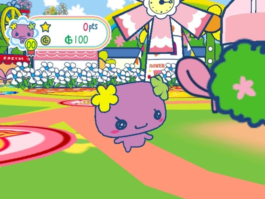 Tamagotchi Party On! Screenshot