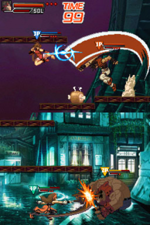 Guilty Gear: Dust Strikers Review - Screenshot 3 of 3
